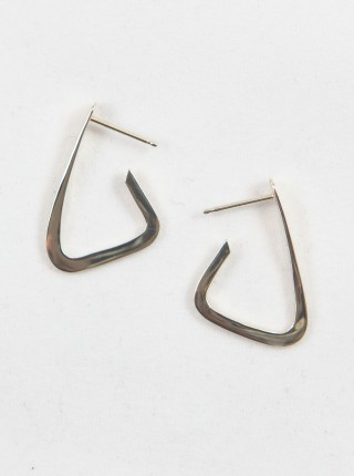 Emily Triplett Jewelry Gold Earrings Modern