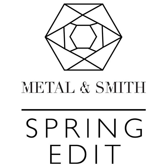 ✨SUPER excited to announce I will be participating in the spring @metalandsmith in NYC, May 3rd + 4th #nyc #notatradeshow #tradeonly