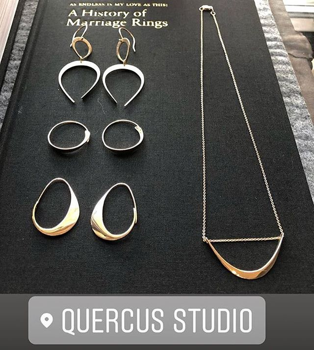 I just stocked @quercus_raleigh and I couldn't be more excited! Go check out this amazing shop + the rest of Lauren's killer collection